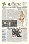 """The Crescent"" Student Newspaper, March 17, 2010 by George Fox University Archives"