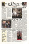 """""""The Crescent"""" Student Newspaper, April 23, 2010 by George Fox University Archives"""