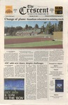 """""""The Crescent"""" Student Newspaper, October 19, 2011 by George Fox University Archives"""