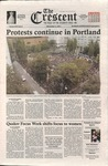 """""""The Crescent"""" Student Newspaper, November 2, 2011 by George Fox University Archives"""