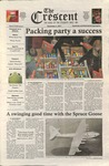 """The Crescent"" Student Newspaper, December 7, 2011"