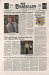 """The Crescent"" Student Newspaper, April 1, 2012 by George Fox University Archives"