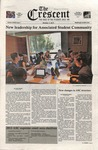 """The Crescent"" Student Newspaper, October 3, 2012"