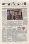 """The Crescent"" Student Newspaper, October 31, 2012"