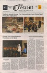 """The Crescent"" Student Newspaper, December 12, 2012"