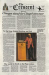 """The Crescent"" Student Newspaper, March 6, 2012"