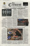 """The Crescent"" Student Newspaper, December 11, 2013 by George Fox University Archives"