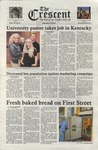 """The Crescent"" Student Newspaper, February 12, 2014 by George Fox University Archives"