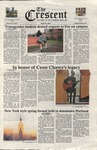 """""""The Crescent"""" Student Newspaper, April 23, 2014 by George Fox University Archives"""