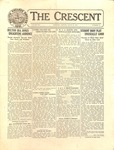 """The Crescent"" Student Newspaper, March 25, 1930"
