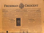 """The Crescent"" Student Newspaper, January 13, 1931 by George Fox University Archives"