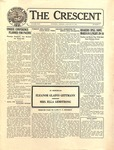"""The Crescent"" Student Newspaper, January 27, 1931"