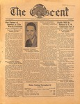 """The Crescent"" Student Newspaper, October 30, 1934 by George Fox University Archives"
