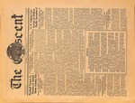 """The Crescent"" Student Newspaper, November 13, 1934"