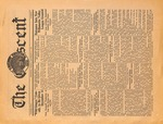 """The Crescent"" Student Newspaper, December 11, 1934 by George Fox University Archives"