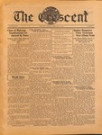 """The Crescent"" Student Newspaper, February 5, 1935"