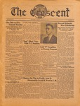"""The Crescent"" Student Newspaper, March 19, 1935"