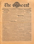 """The Crescent"" Student Newspaper, April 30, 1935"