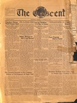 """The Crescent"" Student Newspaper, November 19, 1935"