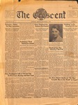 """The Crescent"" Student Newspaper, December 3, 1935"