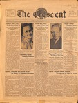 """The Crescent"" Student Newspaper, December 31, 1935"