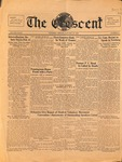 """The Crescent"" Student Newspaper, January 27, 1936"
