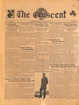 """The Crescent"" Student Newspaper, February 11, 1936"