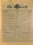 """The Crescent"" Student Newspaper, February 25, 1936"