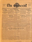 """The Crescent"" Student Newspaper, May 19, 1936"