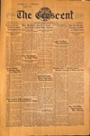 """The Crescent"" Student Newspaper, September 29, 1936"
