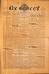 """The Crescent"" Student Newspaper, October 13, 1936"