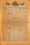 """The Crescent"" Student Newspaper, April 27, 1937"