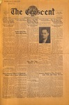 """The Crescent"" Student Newspaper, May 11, 1937"