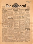 """The Crescent"" Student Newspaper, November 29, 1938"