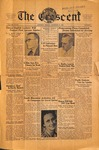 """The Crescent"" Student Newspaper, November 10, 1936"