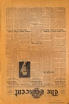 """The Crescent"" Student Newspaper, May 25, 1932"