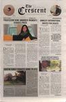 """the Crescent"" Student Newspaper, December 8, 2014"