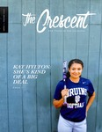 """The Crescent"" Student Newspaper, October 1, 2015"