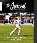 """The Crescent"" Student Newspaper, October 15, 2015 by George Fox University Archives"