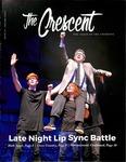 """The Crescent"" Student Newspaper, November 10, 2016"