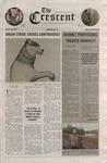 """The Crescent"" Student Newspaper, November 26, 2014"
