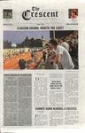 """The Crescent"" Student Newspaper, October 1, 2014"