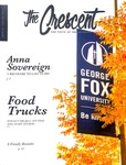 """The Crescent"" Student Newspaper, October 18, 2017 by George Fox University Archives"