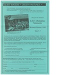 Tilikum Women's Retreats: Life's Changing Moments Information and Sign Ups by George Fox University Archives