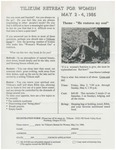 Tilikum Women's Retreats: He Restores My Soul Info and Sign Ups by George Fox University Archives