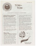 Announcements and Updates from Tom-Tom 1985 Winter/Spring Edition from Camp Tilikum