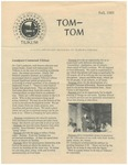 Announcements and Updates from Tom-Tom 1985 Fall Edition from Camp Tilikum