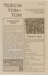 Announcements and Updates from Tom-Tom 1976 Winter Edition from Camp Tilikum