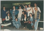 Group Photo of People Bowling at the WMBA Annual City Tournament by George Fox University Archives