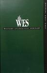Western Evangelical Seminary Catalog 1993-1994